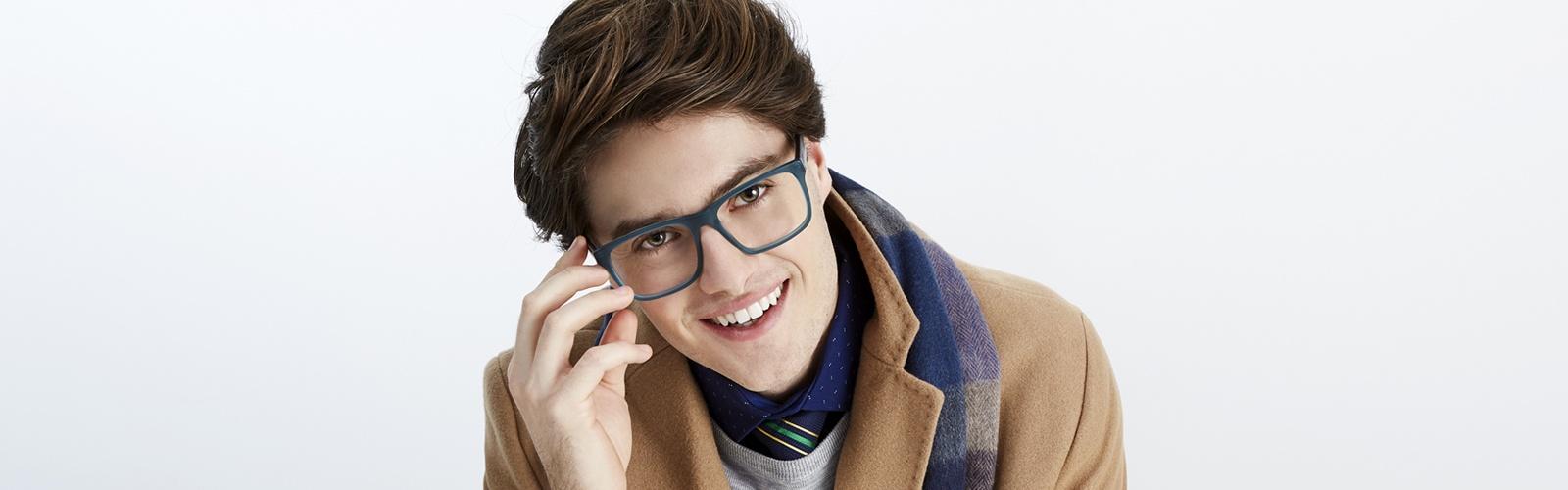 Men Eye Glasses