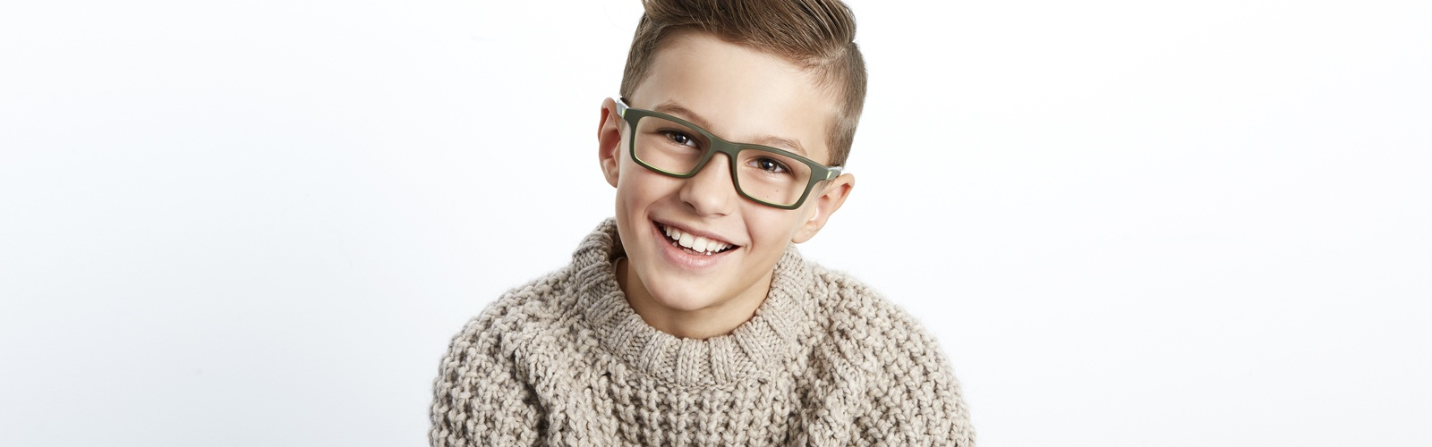 Boys Eye Glasses